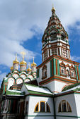 The Church of Saint Nicholas in Moscow — Stock Photo