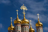The Church of Saint Nicholas in Moscow — Foto Stock