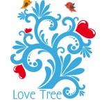 Love Tree — Stock Vector #38449435