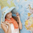Royalty-Free Stock Photo: Planning travel