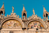 Venice. Cathedral of Sacred Mark — Stock Photo