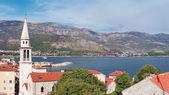 Budva, montenegro — Stockfoto