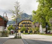 Inzell. bavorsko. německo — Stock fotografie