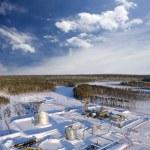 Refinery construction — Stock Photo #26511851