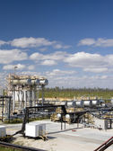 Refinery plant — Stock Photo