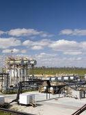 Refinery plant — Stock Photo