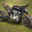 Stock Photo: Custom bike 024