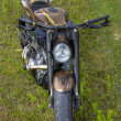 Stock Photo: Custom bike 025