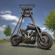 Stock Photo: Custom bike 03