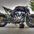 Stock Photo: Custom bike 04