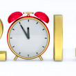 Year 2013 concept — Stock Photo