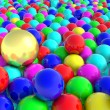 Stock Photo: Colorful balls