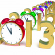 New year 2013 — Stock Photo #17985953