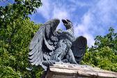 Rzeźby orła — Zdjęcie stockowe