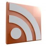 RSS symbol — Stock Photo #11894230