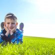 Little boy — Stock Photo #32001359