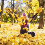 Beauty during autumn — Stock Photo #33376517