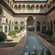 Royal Alcazar Seville — Stock Photo