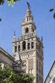 Giralda tower in Sevilla — Stock Photo