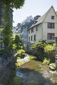 City of Monschau — Stock Photo