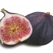 Still life.Figs — Stock Photo