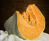 """""""Still life"""". Pumpkin. — Foto Stock"""