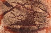 Žitný chléb pozadí — Stock fotografie