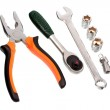 Hand tools — Stock Photo #12765916