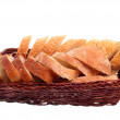 Bread basket — Stock Photo #13376356