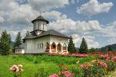 Izvorul Muresului monastery, hdr monastery — Stockfoto