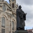 Stock Photo: Martin Luther Monument