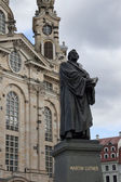 Martin Luther Monument — Stock Photo