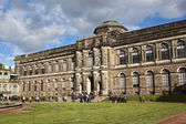 Old Masters Picture Gallery in Dresden — Stock Photo