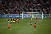 Dario srna marcó un gol — Foto de Stock
