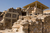 Ruins of Knossos Palace, south of Heraklion - very popular amon — Photo