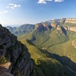 blyde river canyon — Stock Photo