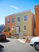 Bo Kaap — Stock Photo
