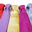 Men's ties — Stock Photo #14513975
