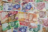 Notas de dinero — Foto de Stock