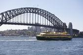 Sydney Harbor Bridge, Australia — Stock Photo