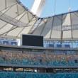 fotbollsstadion i durban, Sydafrika — Stockfoto