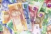 Dinero, sudáfrica — Foto de Stock