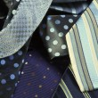 Mens Neck Ties — Stock Photo