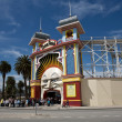Luna Park in Australia — Stock Photo