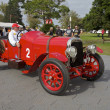 Alfa Antique at the Melbourne Grand Prix 2010 — Stock Photo
