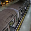 London, Train Underground, Transport — Stock Photo