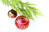 Christmas Festive Season Hanging Decoration — Stock Photo