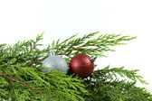 Christmas Festive Season Decoration Object — Stock Photo