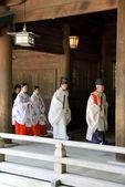 свадьба в японии — Стоковое фото