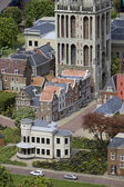 Madurodam Miniature Town, Netherlands — Stock Photo